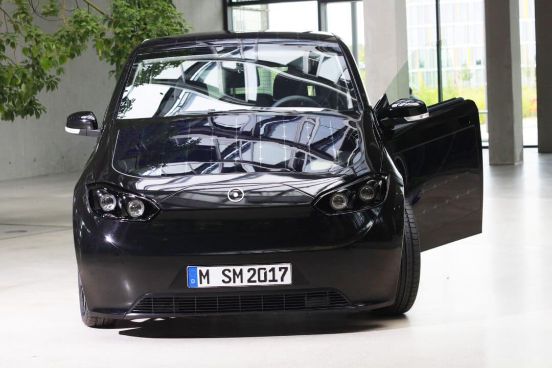 Sono Motors Sion - Front